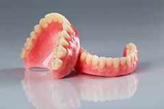 Partial and Complete Dentures Spring